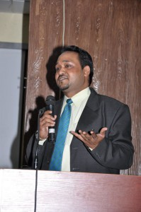 Prof_ Atul N Bharat, Group Director, Career Development Cell, Acropolis Group