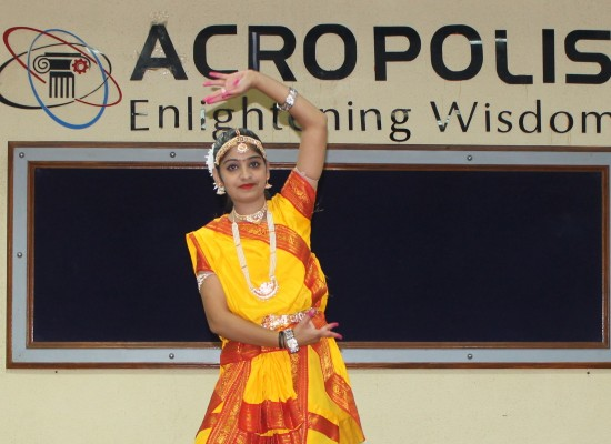 Cultural Fest  organized on 21st April 2018